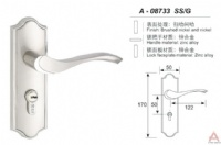 Awesum High Quality Modern Small-size Lock A08733SSG