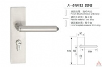 Awesum High Quality Modern Small-size Lock A010152SSG