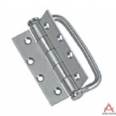 "4""x3"" Stainless steel handle hinge"